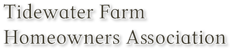 Tidewater Farm 
